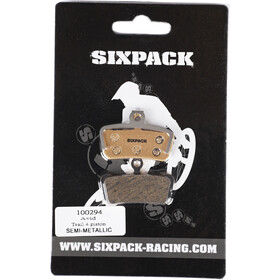 Sixpack Avid Trail 4 Piston/Guide Bremseklodser